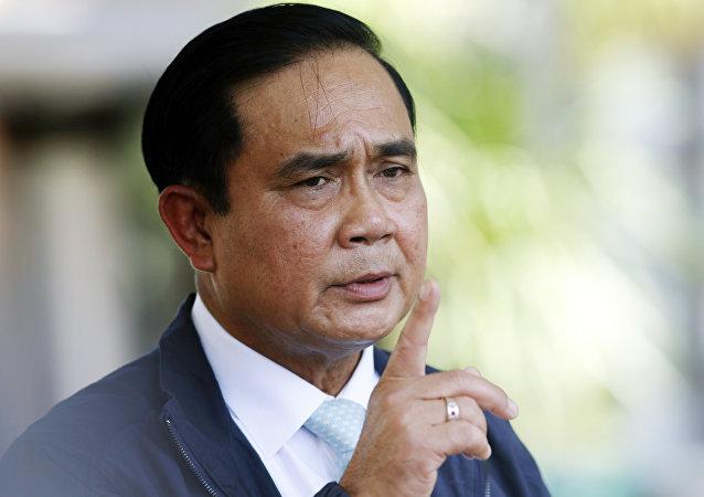 泰國總理秘書長巴育·佔奧差