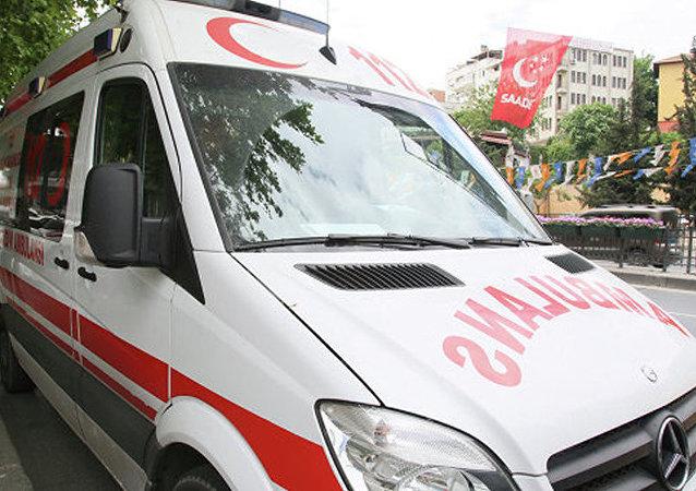 土耳其重大交通事故导致18名非法移民死亡