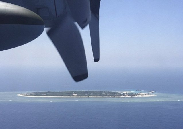 中国外交部:南海问题不是美国和东盟之间的问题