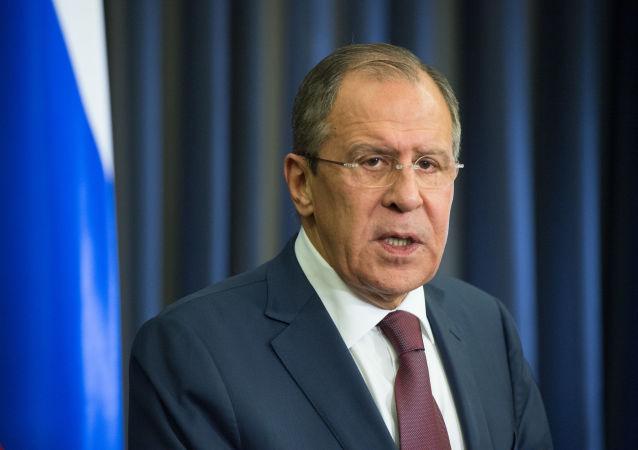 俄外長:布魯塞爾仍不願制定與俄關係的務實方針