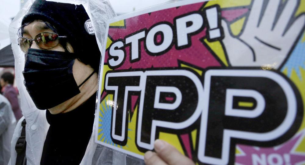 美国提出在TPP框架内与俄中两国建立伙伴关系的条件