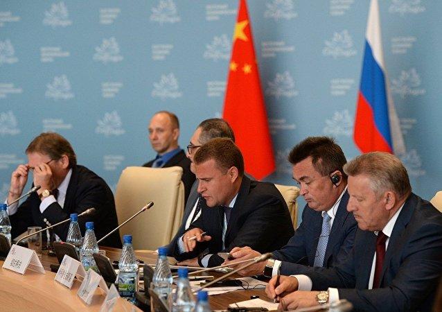 俄罗斯和中国:中小企业的极大机会