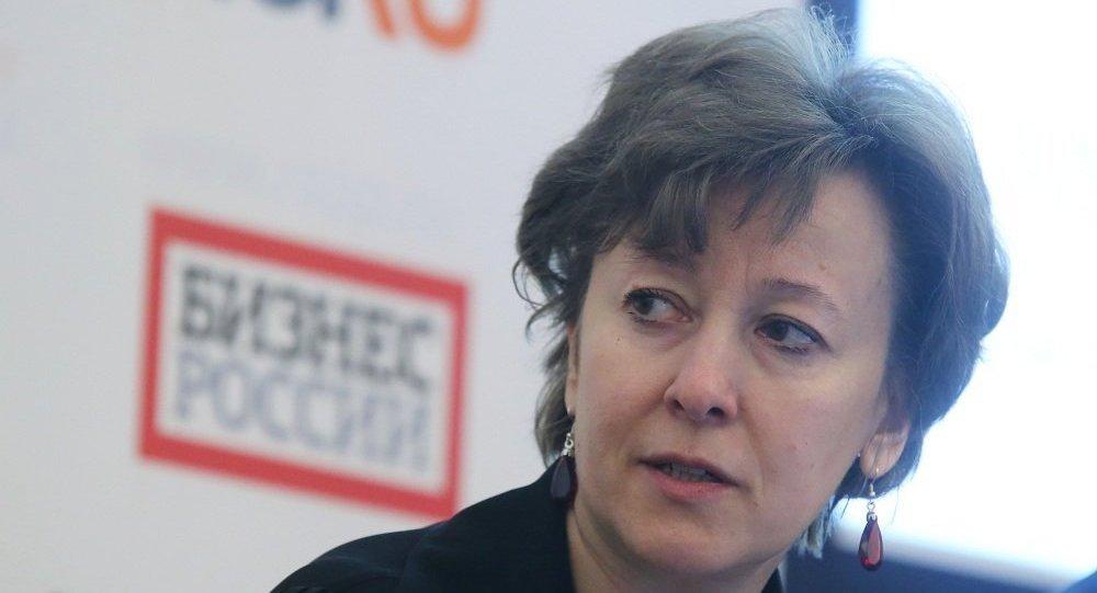 歐亞經濟委員會貿易部長維羅妮卡·尼基申娜