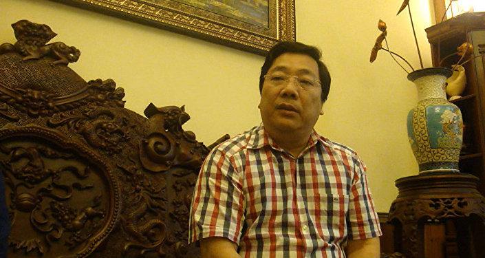 越南驻俄大使阮青山