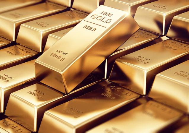 中俄收購黃金以降低減輕美元依賴度