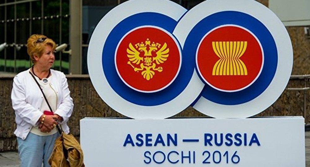 东盟与俄罗斯领导人将在索契峰会期间通过索契宣言