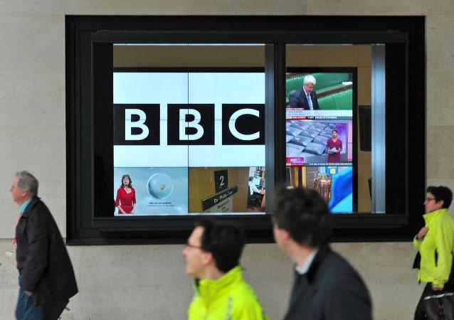 英国广播公司世界新闻频道