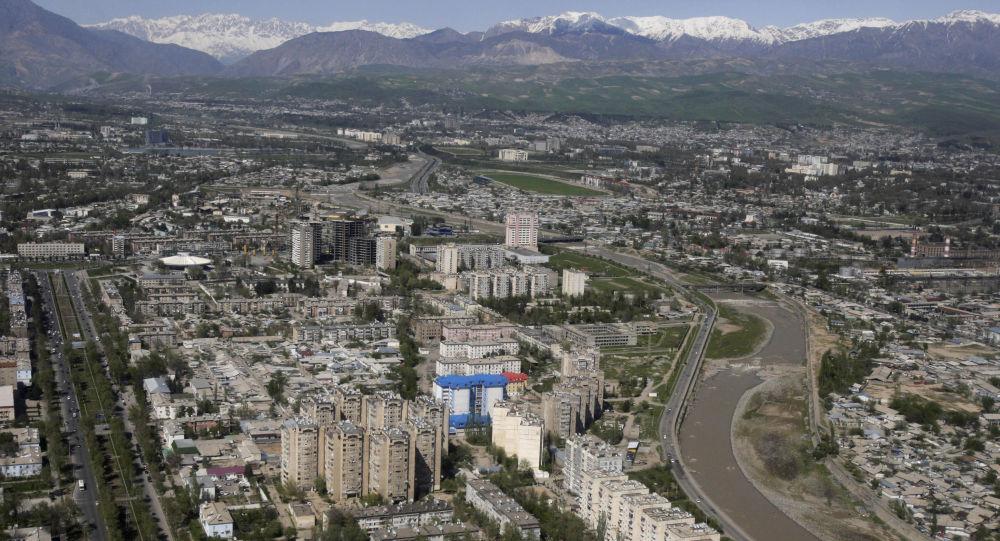 塔吉克斯坦首都杜尚别
