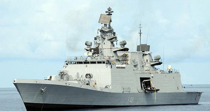 「薩特普拉」號(INS Satpura)導彈隱形護衛艦
