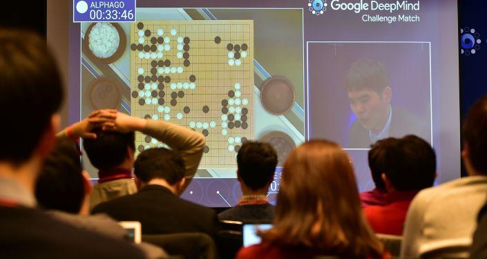 人类和机器竞争是体验的竞争