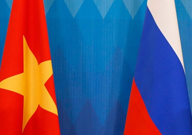 俄罗斯与越南