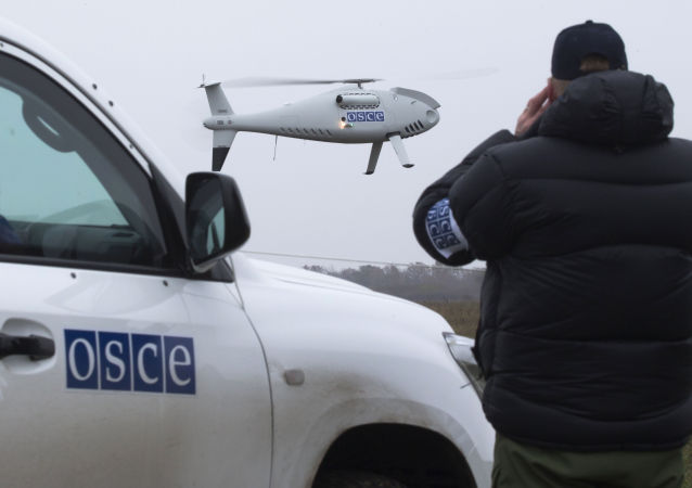 欧安组织称卢甘斯克人民共和国接触线附近炮击增多
