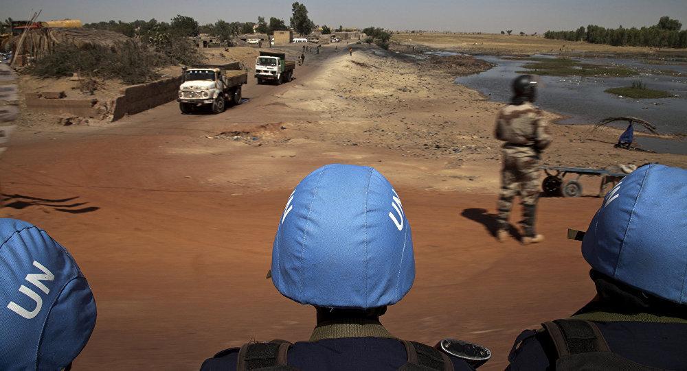 「伊斯蘭衛士」運動宣佈對聯合國維和人員馬里遇襲事件負責