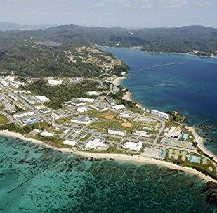 日本航空自衛隊:美日在沖繩附近舉行聯合空中演習