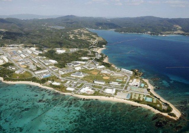 日本航空自卫队:美日在冲绳附近举行联合空中演习