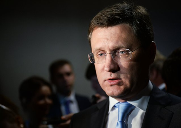 俄罗斯能源部长诺瓦克