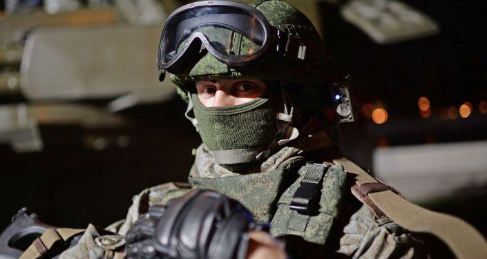 俄罗斯空降部队配备先进的成套装备