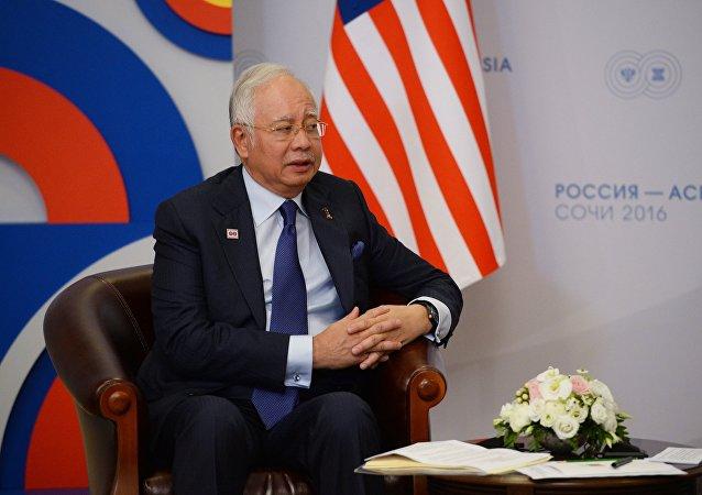 馬來西亞總理支持東南亞國家聯盟成員國與俄羅斯進行合作