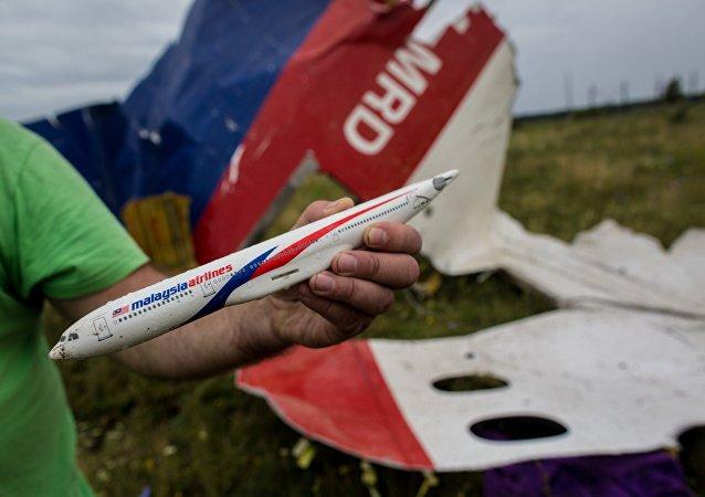 消息人士:乌克兰未关闭冲突地区空域是马航MH17空难的主因