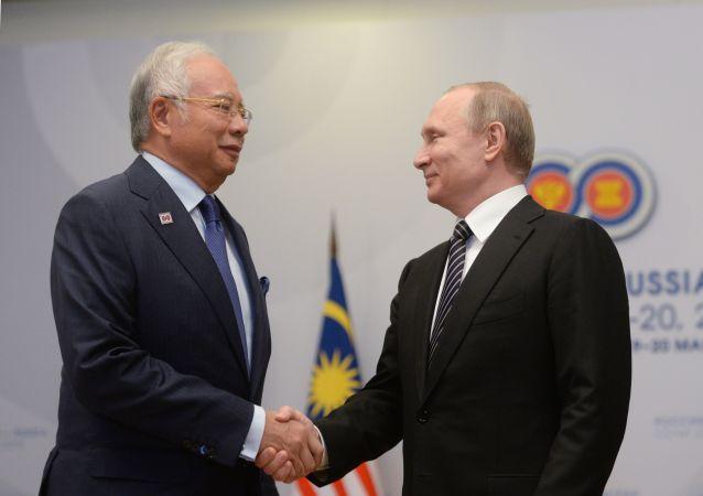 馬來西亞總理在與普京會後稱馬航MH17空難調查出現進展