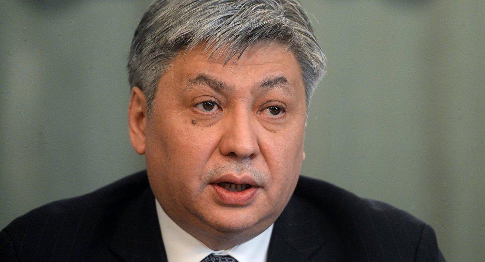 吉爾吉斯外長稱中國願向該國產品開放市場