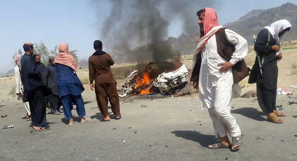阿富汗特工部門證實塔利班頭目毛拉曼蘇爾被消滅