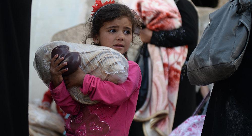聯合國計劃7月向敘利亞120萬人口提供人道援助
