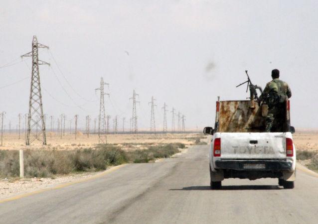 俄總參謀部:未商定劃分敘反對派與武裝分子控制地區界限問題