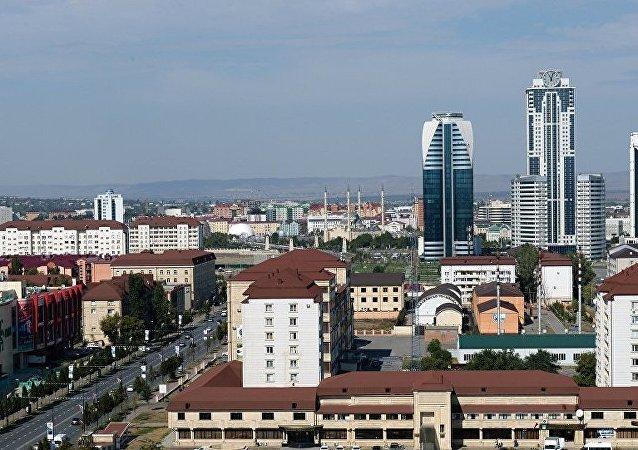 車臣共和國格羅茲尼市