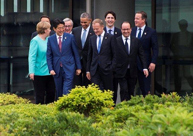 七国集团(G7)