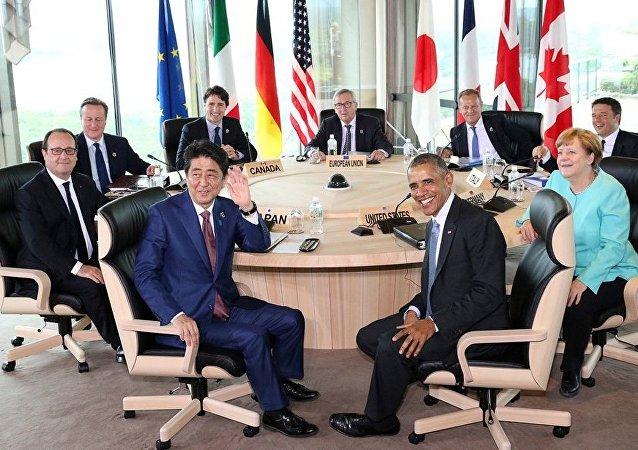 中国专家:G7各国自顾不暇无心全球治理