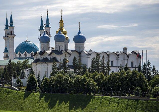 俄鞑靼斯坦首都喀山