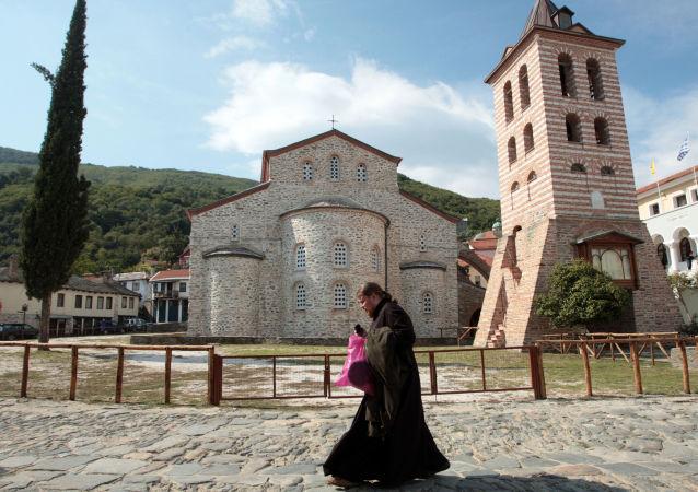 普京將參加俄羅斯修士在阿索斯聖山修行千年慶祝活動