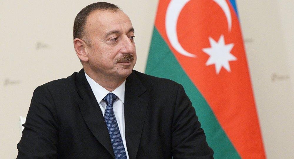 阿塞拜疆總統:該國將發展自己的軍事實力