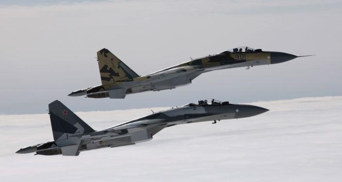 苏-35多功能战斗机