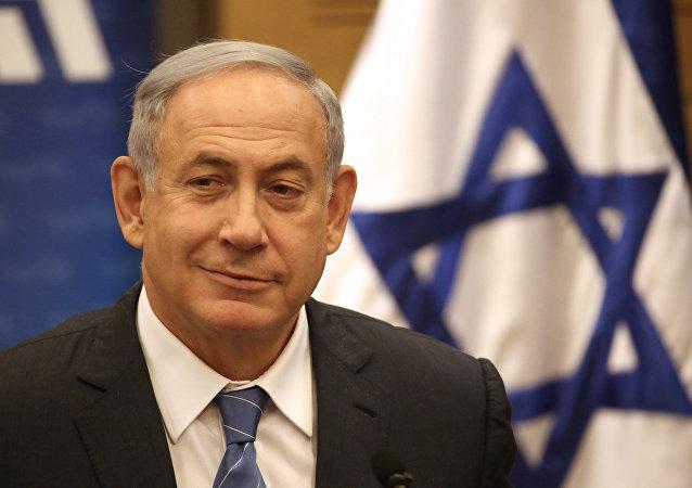 内塔尼亚胡访美讨论伊朗并就耶路撒冷致谢