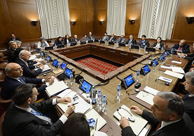 叙利亚外交部:美国正试图干预宪法委员会的工作