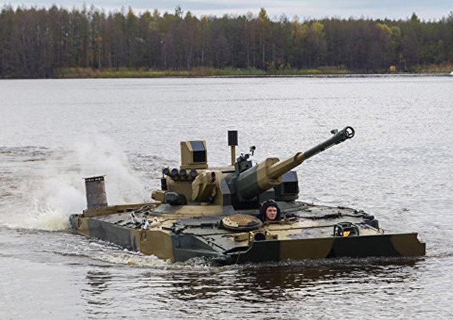 BMP-3步兵戰車