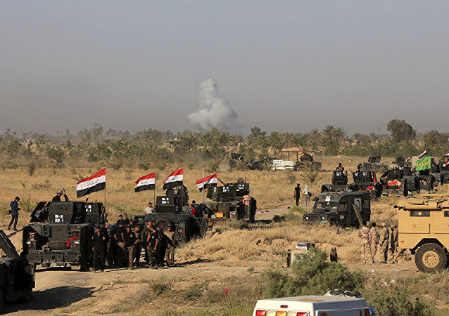 電視台:伊拉克政府軍徹底解放摩蘇爾附近的古城尼姆魯德