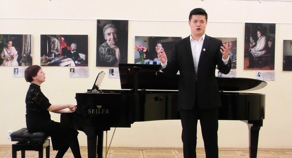旅俄华人的音乐盛典