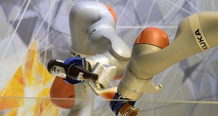 中國專家:工業機器人不會對勞動市場產生大的影響