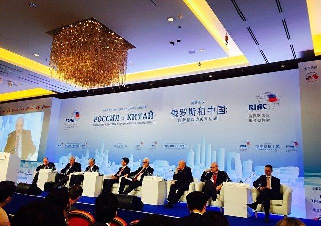 俄国际事务理事会和中国社科院将在莫斯科举行第五次国际会议