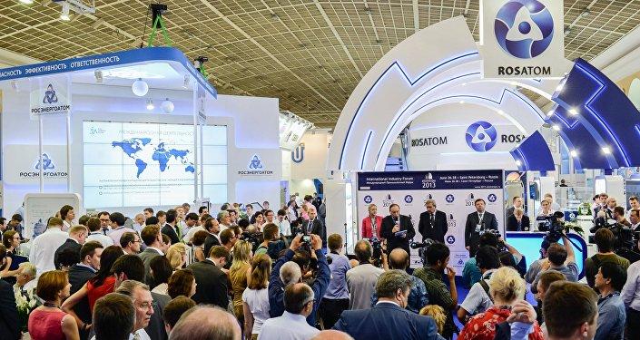 俄原子能公司欲2030年前掌握危险放射性垃圾无害化处理技术