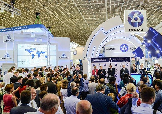 俄原子能公司欲2030年前掌握危險放射性垃圾無害化處理技術