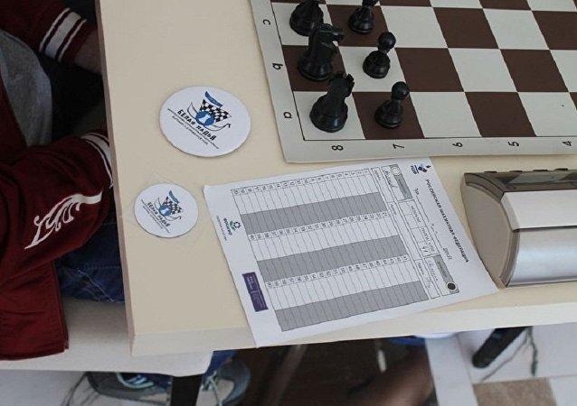 """白炮""""国际儿童象棋赛决赛将在儿童节进行"""