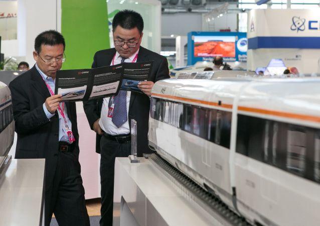 中國鐵路外交在泰國意外受阻