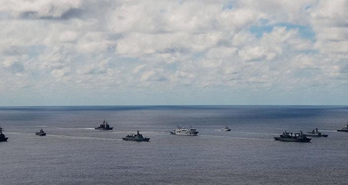 俄媒:美国推出遏制中国战略