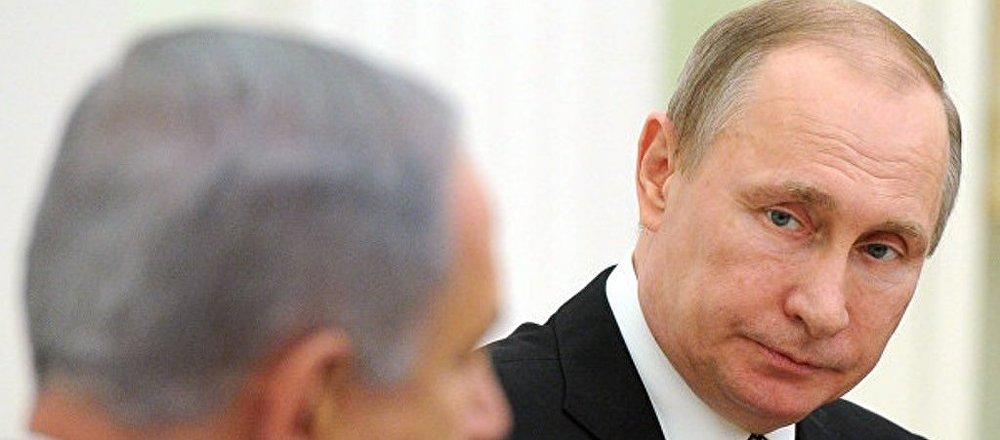 消息人士:以色列总理计划近期与普京进行通话