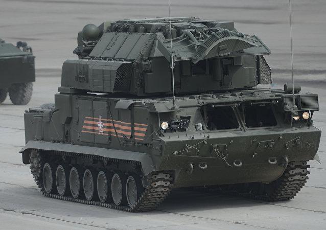 「道爾」導彈系統將獲得在北極使用的浮動平台