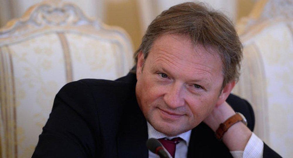 俄中商業夥伴搜尋平台建設需耗資1億盧布